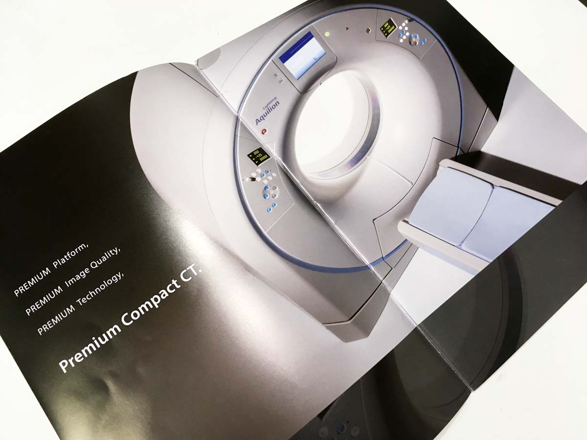 「CT」と「一般X線機器」を同室でコンパクトにおさめる