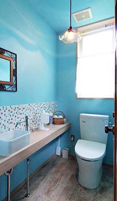 トイレデザインに「遊び心」を加えてみませんか